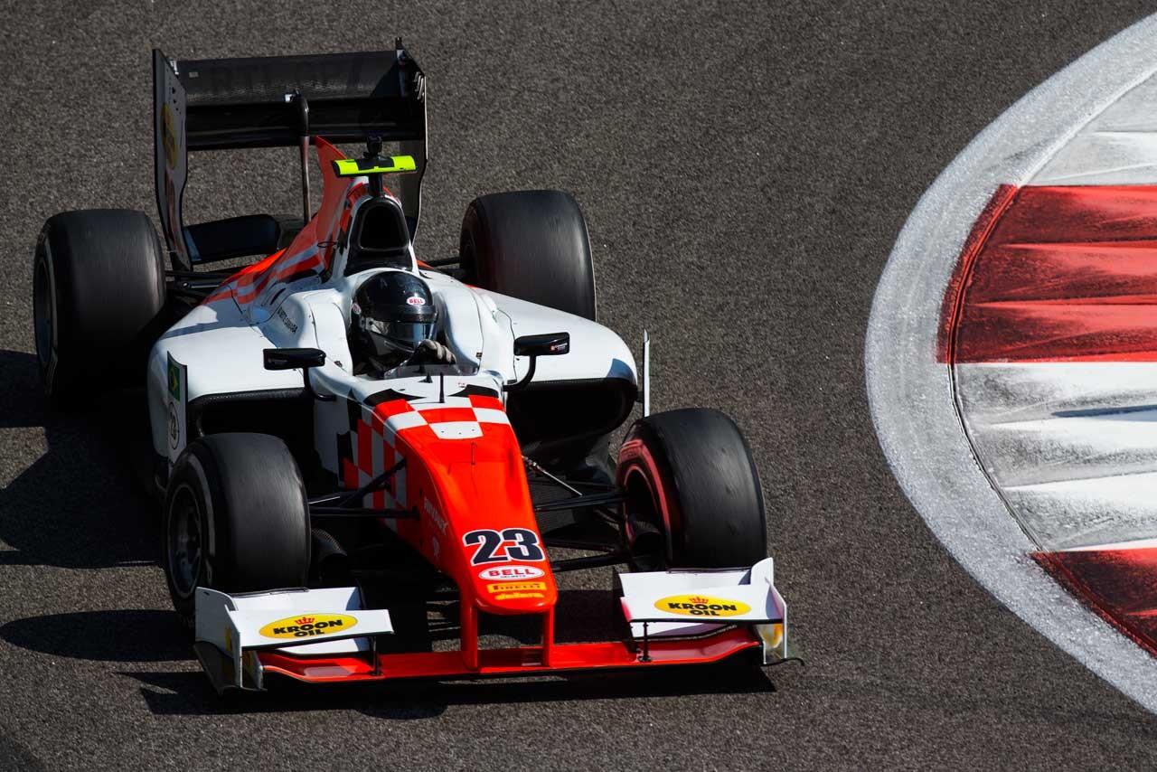 F3マカオGPで3位表彰台を獲得したセッテ・カマラ、17年はGP2に参戦へ