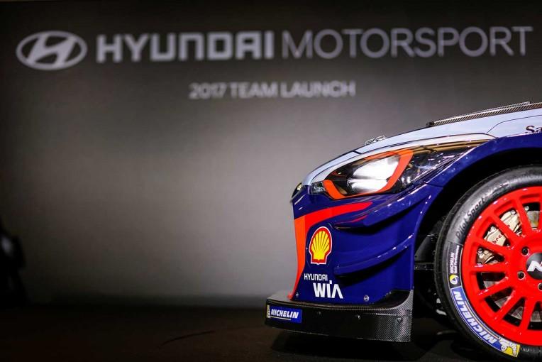 ラリー/WRC | WRC:ヒュンダイドライバーが新型WRカーの印象語る。「運転していて楽しい」