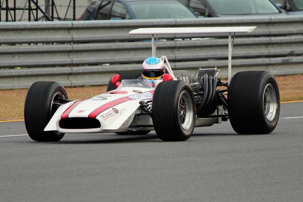 ホンダ・RA301駆るフェルナンド・アロンソ
