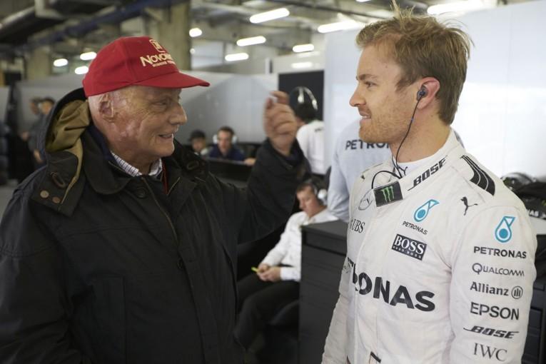 F1 | ラウダはロズベルグのF1電撃引退に批判的「メルセデスが間抜けに見える」