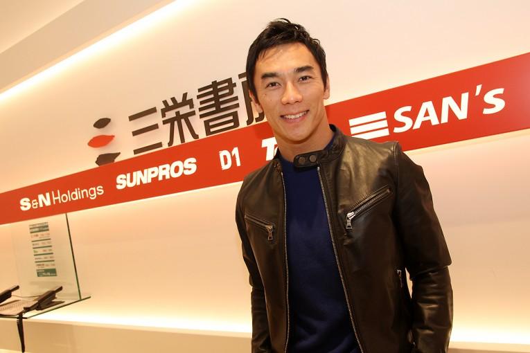海外レース他   トップチームからの参戦に「すごく楽しみ」。琢磨がオートスポーツ編集部を訪問