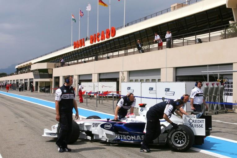 F1 | F1フランスGPの復活が正式発表。2018年ポール・リカールで開催
