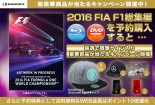 F1 | F1総集編BD/DVDを予約購入してチャンピオンたちの直筆サイン入りグッズを手に入れよう