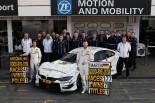 名門シュニッツァーは、ダ・コスタとマルタンの離脱とともにDTMからGTレースに移行することになった。