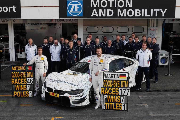 海外レース他 | BMWモータースポーツ、チーム体制を変更。DTMはRMGとRBMの2チームに