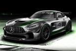 ル・マン/WEC | メルセデスベンツAMG、カスタマースポーツ向けにAMG GT4をリリースへ