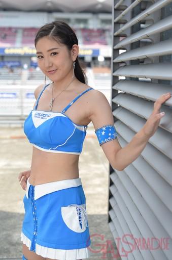 レースクイーン | 鈴川亜美(カルソニックレディ)