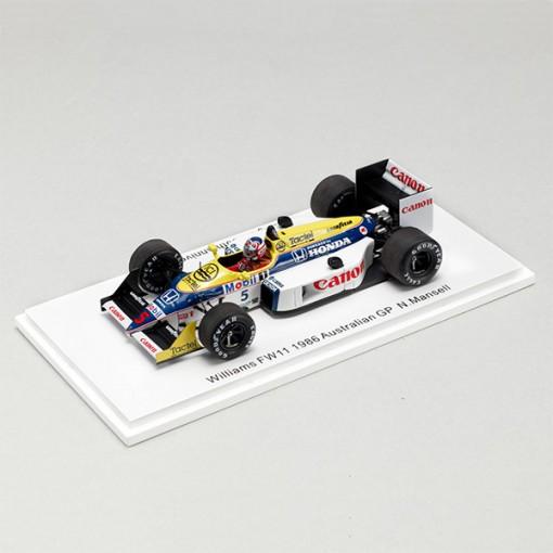 F1 | ファン&コレクター必見!予約〆切まで残りわずか。レーシングオン特注ミニカー間もなく発売!