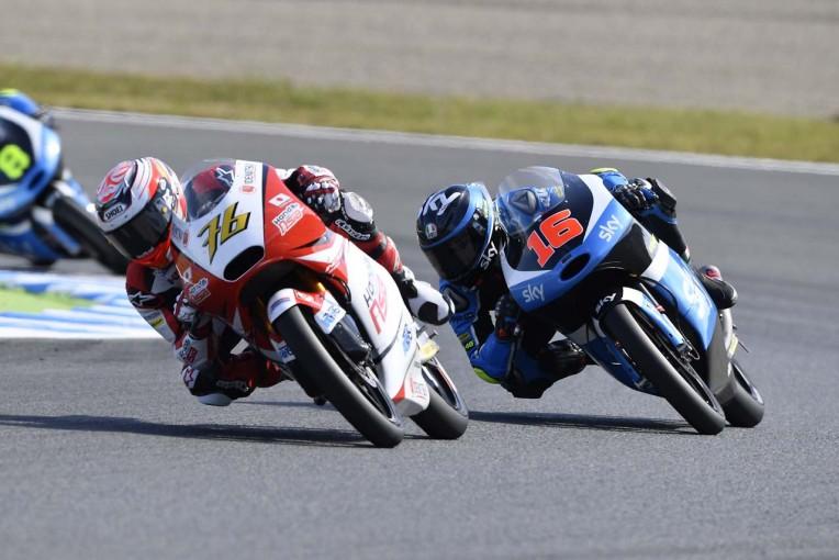MotoGP | Moto3 16年シーズンレビュー:ビンダ―が最短で王者獲得。幻に終わった尾野の表彰台