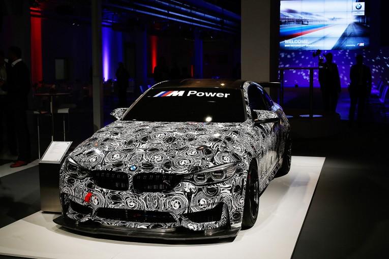 ル・マン/WEC | BMW、GTカーのプログラムを発表。WEC開発ドライバー、M4 GT4発表も