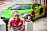 MotoGP | ドゥカティ所属のドビジオーゾが、ランボルギーニ・ウラカンで4輪レースデビュー