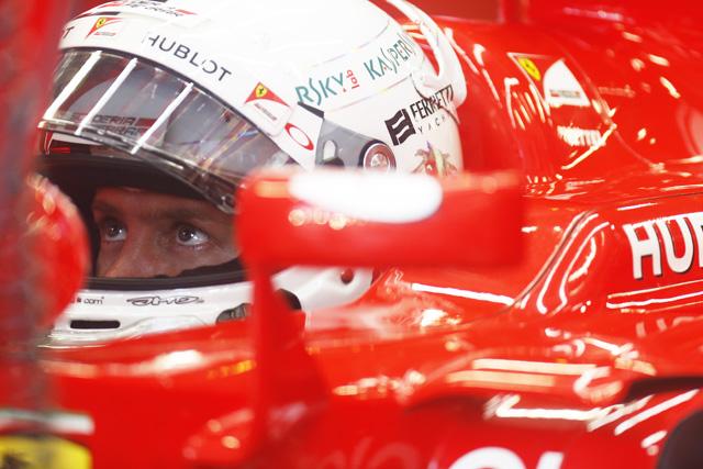 F1 | フェラーリが1-2、好調アロンソも3強に次ぐ7番手