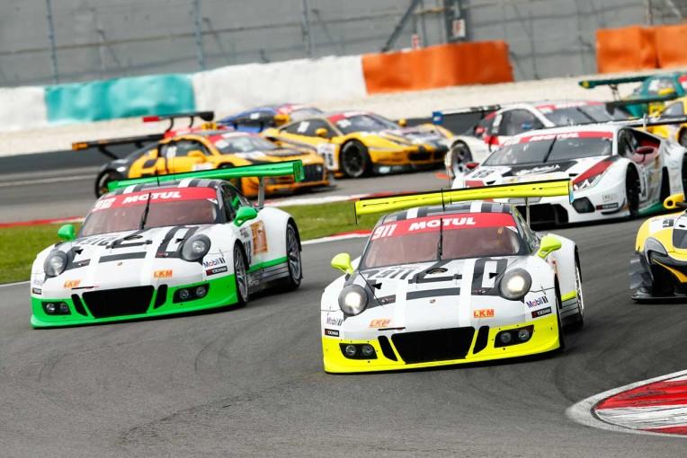 海外レース他 | ポルシェ セパン12時間 レースレポート