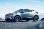 クルマ | トヨタ、新型コンパクトSUV『C-HR』の発売を開始。価格も正式発表