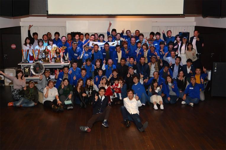 スーパーGT | 祝王座獲得。VivaC Team TSUCHIYA『サムライミーティング』盛大に開催