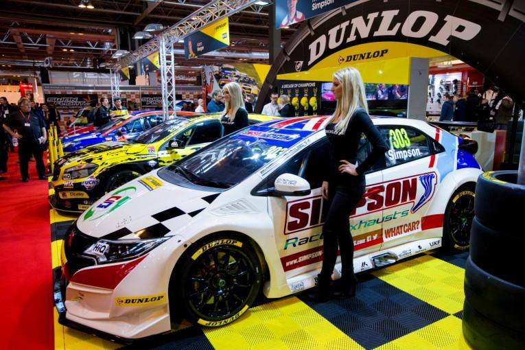 海外レース他   BTCC:ホンダ・ワークスのチーム・ダイナミクスがシビック3台体制へ拡大