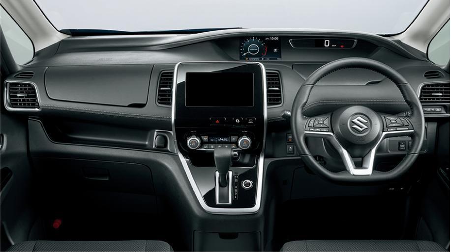 自動運転は非搭載も先進安全装備は充実、3代目『スズキ・ランディ』登場