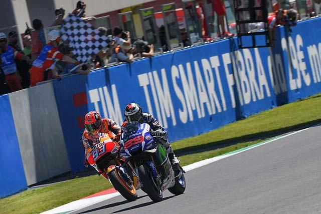MotoGP | MotoGP:決勝は0.019秒差という劇的な結末に/2016年振り返り 第6戦イタリアGP