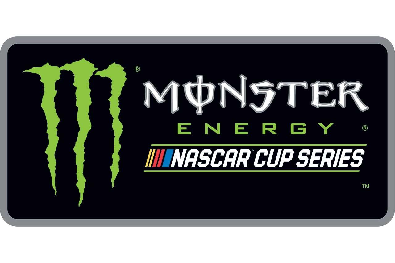 NASCAR、冠スポンサー交代に合わせてロゴを刷新