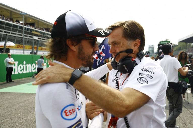 F1 | 新体制マクラーレンF1から、CEOカピートが離脱。半年足らずで「見解の不一致」