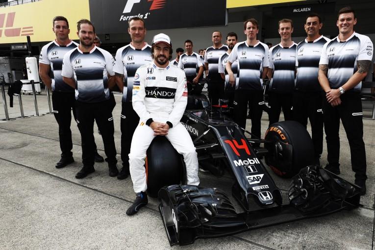 F1 | マクラーレン・ホンダF1、新車発表日を公表。車名の伝統は維持か