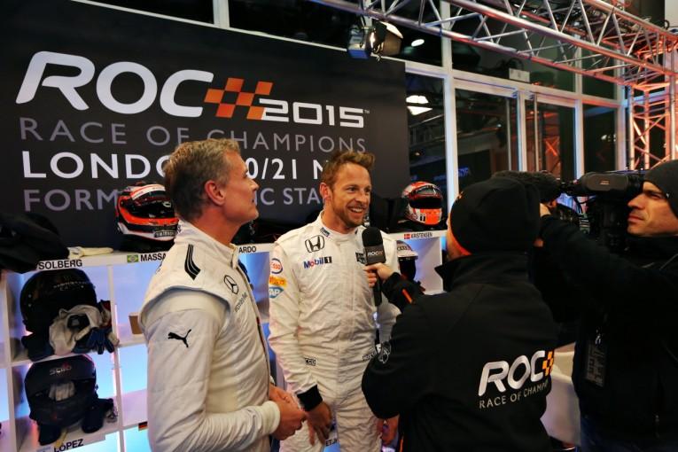 F1 | F1引退後最初のエントリーはRoC! バトン&クルサードの参戦が決定