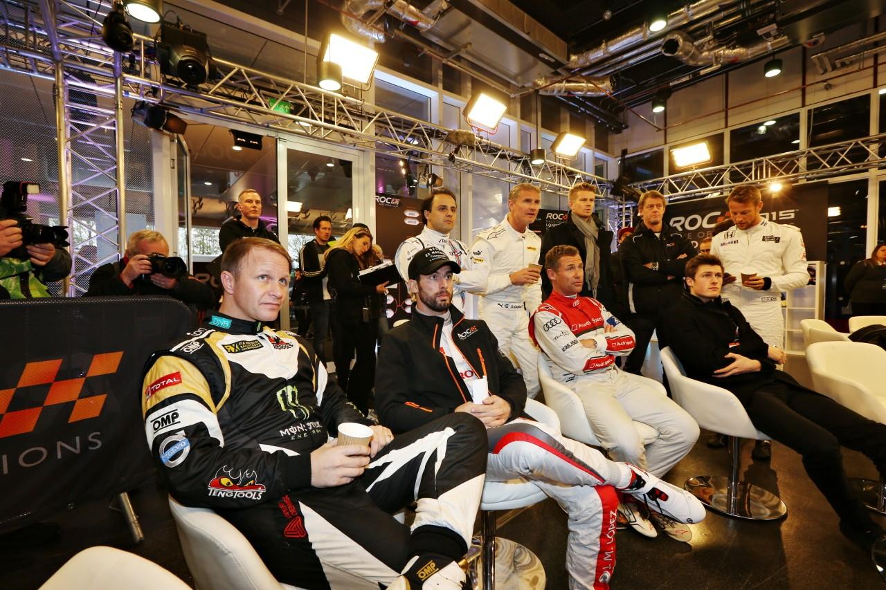 F1引退後最初のエントリーはRoC! バトン&クルサードの参戦が決定