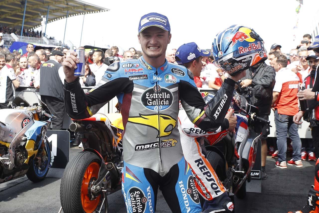タイヤチョイスが当たり、オランダGPで優勝したジャック・ミラー