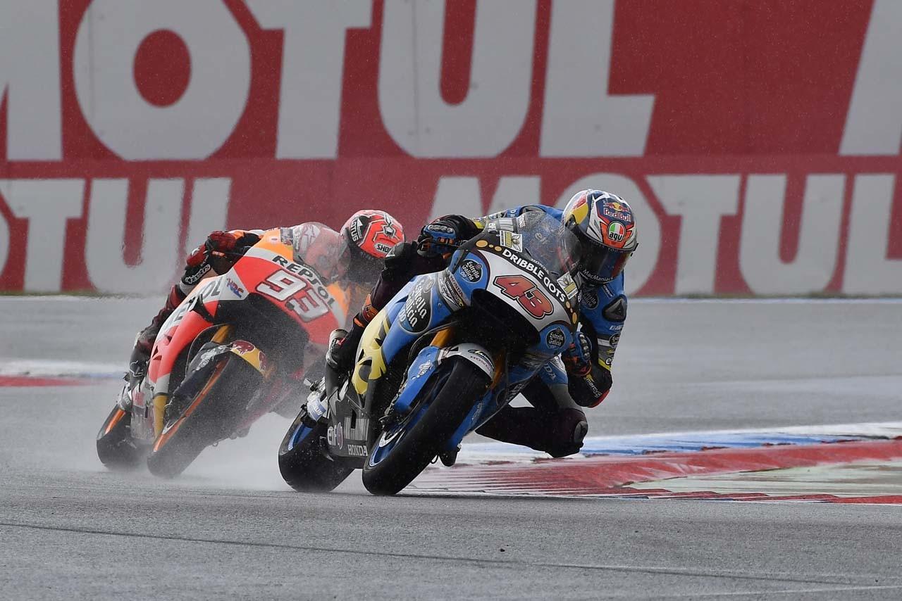 MotoGPクラス初優勝を達成したジャック・ミラー