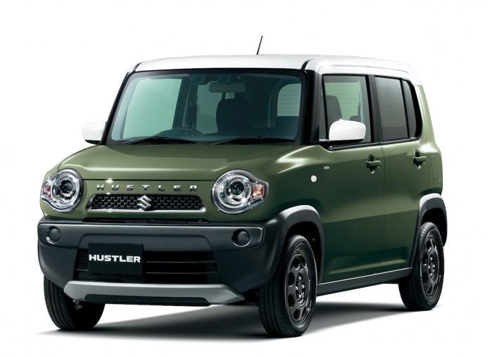 クルマ | スズキで人気の軽3車種に新鮮なカラーとインテリアの『Fリミテッド』が登場