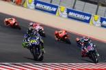 MotoGP | MotoGP:レース中、タイヤコンパウンドの識別が可能に。新たなシステムを2017年に導入予定