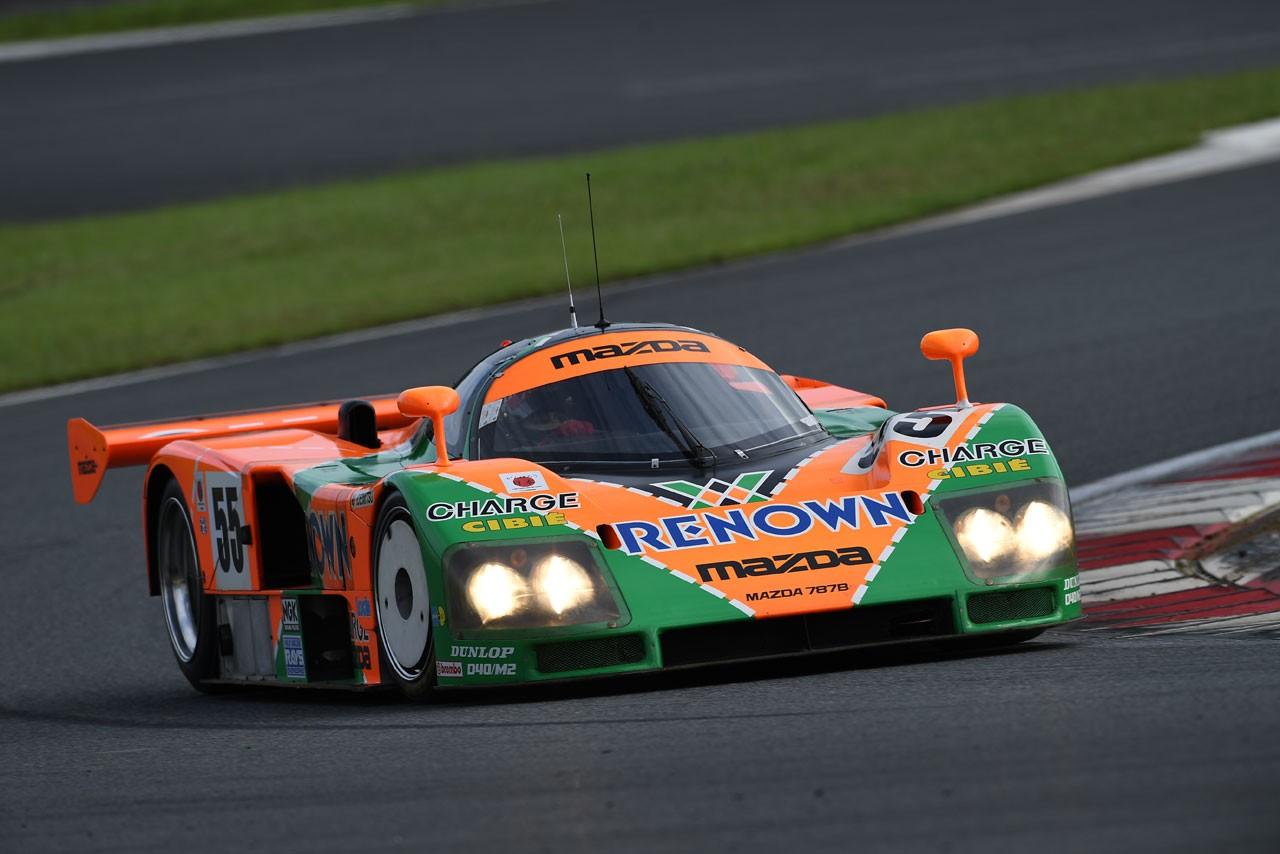 日本初のF1グランプリの再現も。富士スピードウェイ、50周年記念イベント開催