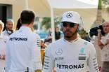 F1 | タイトルを逃したハミルトン「2016年は少し違和感を感じる出来事があった」