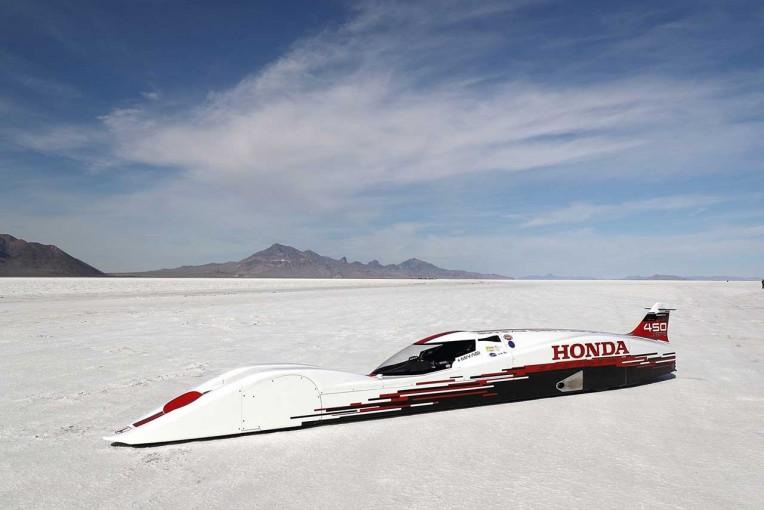 軽自動車エンジンで450km/hに挑んだ『S-Dream』