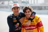 海外レース他 | GP2:「いつの日かまた、F1で」王者ガスリーと僚友ジョビナッツィの良好な関係