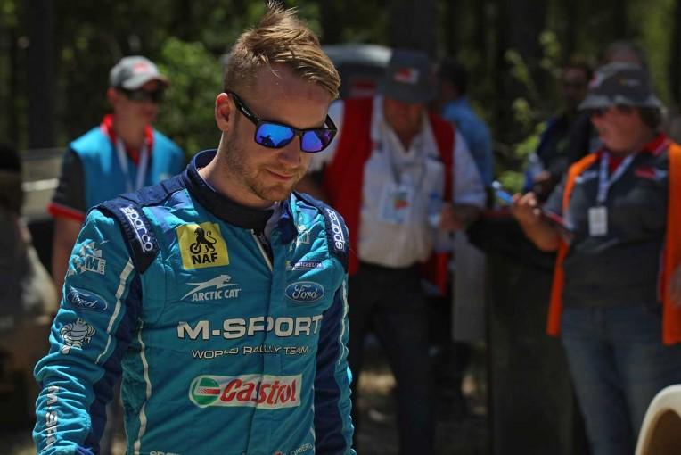 ラリー/WRC | WRC:オストベルグ、プライベーターでWRC復帰。第2戦から17年型フィエスタをドライブへ