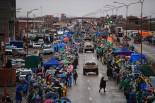ボリビアの天候悪化でデイ6の走行はキャンセルとなった