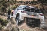 ラリー/WRC | ダカール7日目:雨で短縮のデイ7はペテランセルが制覇。ローブとのギャップ広げる