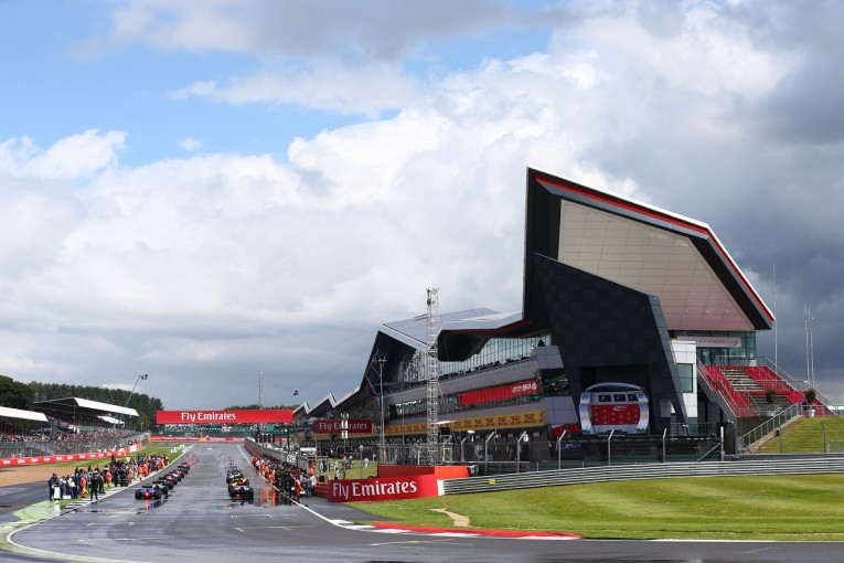 2016年イギリスGP(シルバーストン)