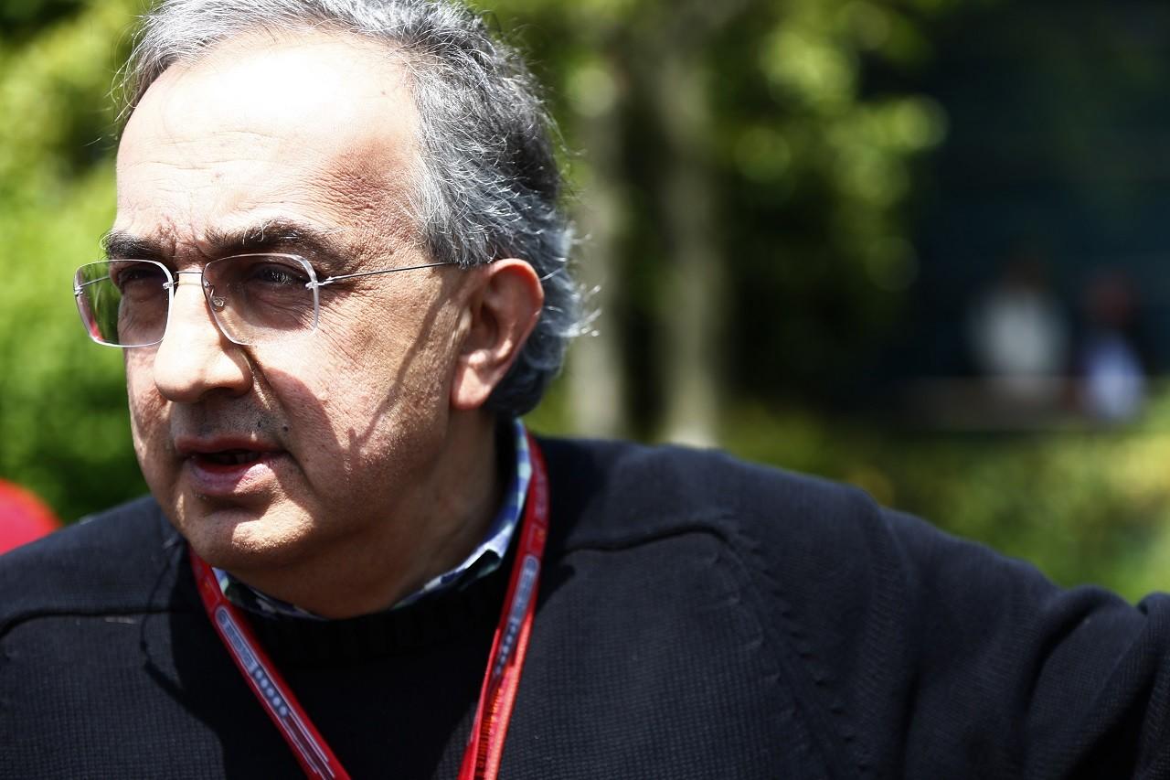 フェラーリ会長およびCEOを務めるセルジオ・マルキオンネ