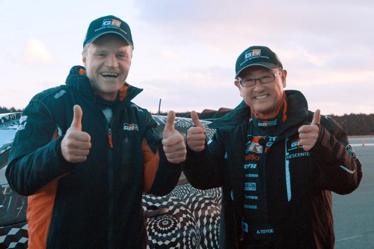 """ラリー/WRC   豊田章男社長、トヨタWRC復帰に向けメッセージ。「""""新たな旅""""がついに始まります」"""