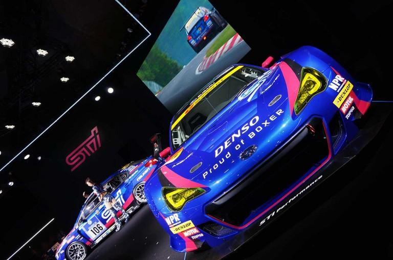 スーパーGT | スバル、スーパーGT300 BRZの駆動方式変更のウワサ。その後の真相が明らかに