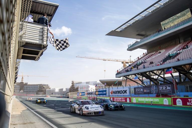ル・マン/WEC | ドバイ24時間:ハートレー組ポルシェ911 GT3Rが優勝を飾る