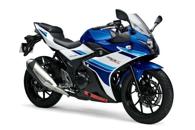 MotoGP | スズキ、新型250ccロードスポーツ『GSX250R』を4月から発売