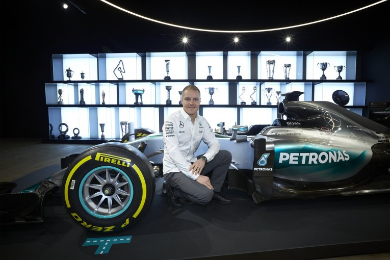 F1 | メルセデスF1加入のボッタス「ハミルトンとは接戦になる」。新僚友を倒して王座に就くことを目指す