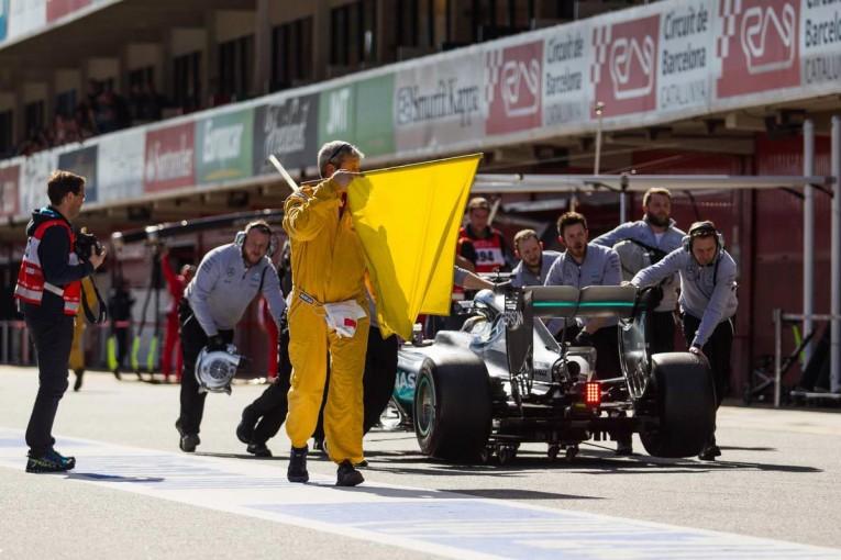 F1 | ピレリ「プレシーズンテストではF1マシンのパフォーマンスは見えてこない」