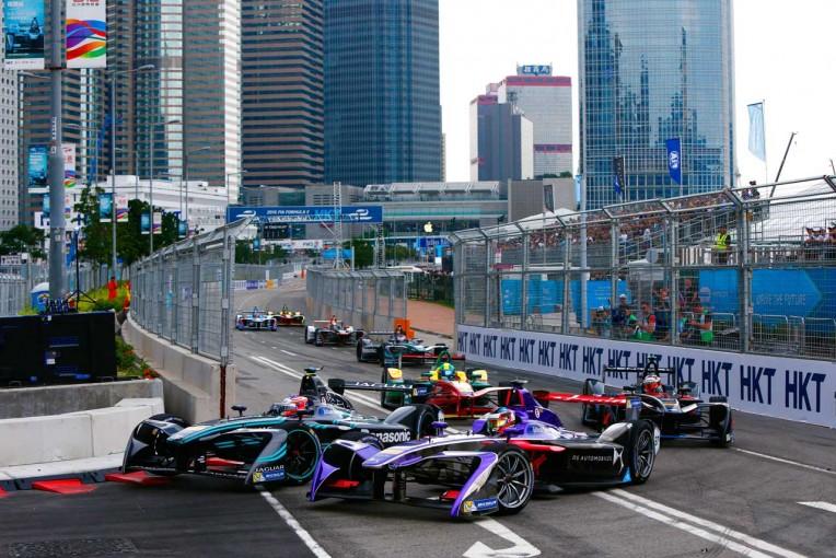 海外レース他 | 台風、WEC、DTM……バッティングを避けたいフォーミュラE、2017/18シーズンは12月に開幕か?