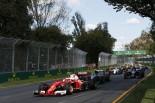 2016年オーストラリアGP キミ・ライコネン(フェラーリ)