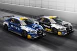 今季からSTCCに参入するブリンク・モータースポーツのアウディRS3LMS