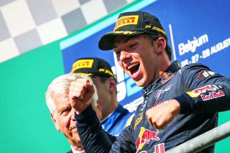 スーパーフォーミュラ | GP2王者ガスリーのスーパーフォーミュラ参戦が正式決定。チームは未発表